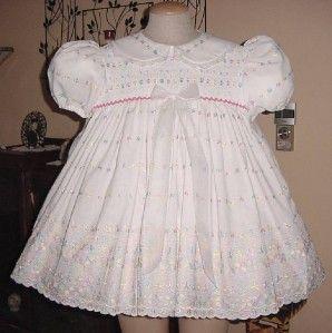 Adult Sissy Baby Dress Sweet Smock by Annemarie