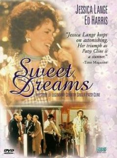 Sweet Dreams Jessica Lange Life of Patsy Cline DVD New