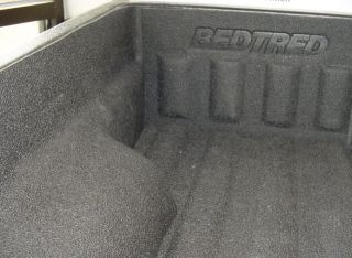 Rubber Truck Bed Liner Mat 09 11 Chevy Silverado 6.5 FT Box 1511110