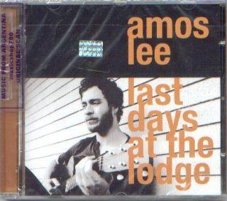 Amos Lee Last Days at The Lodge 2 Bonus Tracks CD New