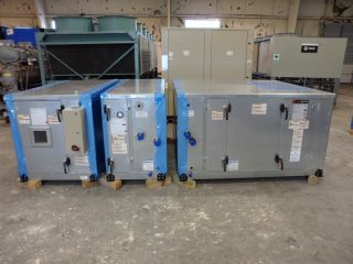 Trane Performance Climate Changer Air Handler 7.5 Tons 3,000 CFM AHU