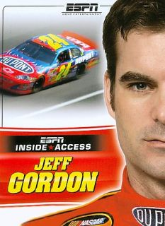 ESPN   Inside Access Jeff Gordon DVD, 2008