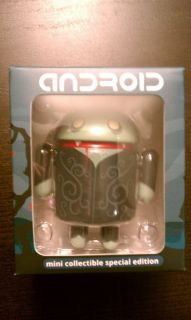 Authentic Android Mini Collectible Vampire Figure Andrew Bell