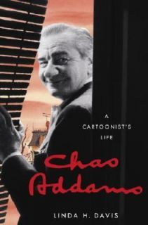 Charles Addams A Cartoonists Life * Linda H Davis Bio Addams Family