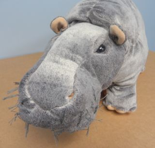 the Farting Hippo Hand Puppet CBS Show NCIS Abbys Stuffed Animal Toy