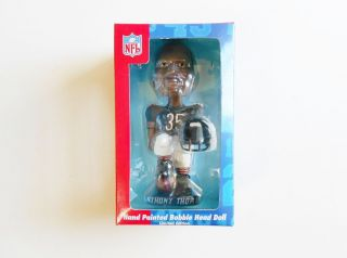 Anthony Thomas Bobblehead Chicago Bears NFL Limited Edition Players