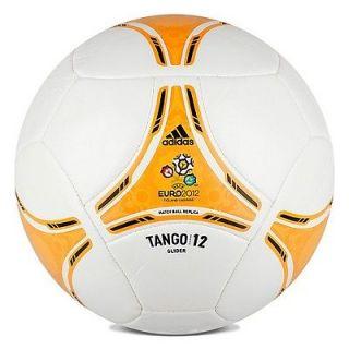 adidas Euro 2012 Tango Gld Soccer Ball Brand New White/Orange (Gold