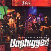 Unplugged CD DVD by Jesus Adrian Romero CD, Jan 2005, 2 Discs, Vastago