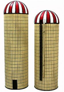 Scale   Large Fuel Storage Tanks   Package of 2   Assembled   #IMX