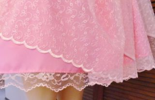 Adult Sissy Baby Dress Lovely Lace by Annemarie