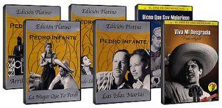 Pedro Infante 6 Pk NEW DVD Set Dicen Que Soy Mujeriego y Mas!