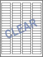 Printed Personalized Return Address Labels Small Stickers business Ad