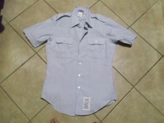 us military air force dress shirt size 15 5 time