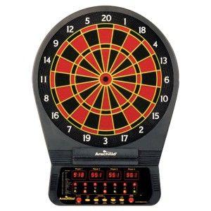 Arachnid Cricket Pro 650 15 5 inch Electronic Dart Board E650ARA
