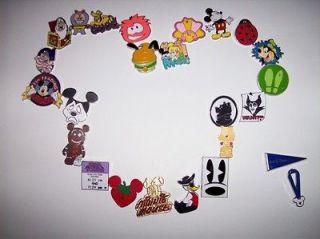 Newly listed 25 Disney Trading Pins Lot No Duplicates, Hidden Mickeys