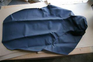 black gripper seat cover kawasaki kdx200 kdx220
