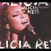 Unplugged CD DVD by Alicia Keys CD, Oct 2005, J Records