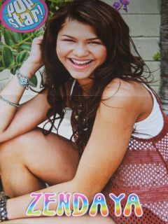 NEW   Big Time Rush (BTR) Big 16 x 20 Wall Poster b/w Cutie Zendaya