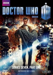 Doctor Who Series Seven, Part One (DVD, 2012, 2 Disc Set)