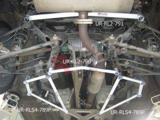 ULTRA RACING 87CM 2 PT REAR LOWER STRUT ANTI ROLL BAR 05 12 MAZDA MX 5