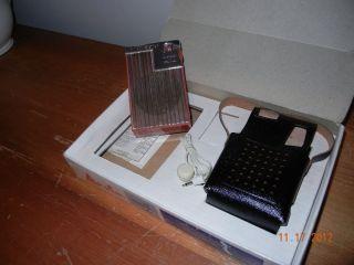 Arvin Transistor Pocket Radio Circa 1960S