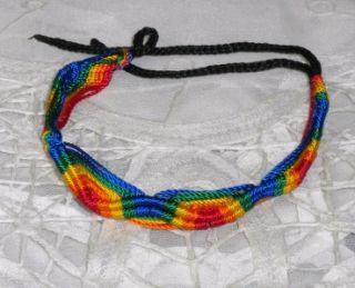 beautiful handmade artisan friendship bracelet fb102