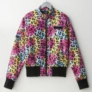 Abbey Dawn Avril Lavigne Bomber Jacket Top s M L XL