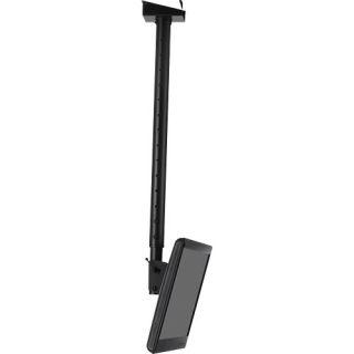 Atdec Ceiling TV Monitor Heavy Duty Adjustable Pole Mount