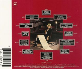 Barbra Streisand The Broadway Album CD 074644009224
