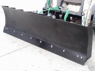 72 Snow Plow Dozer Blade Attachment John Deere Mustang