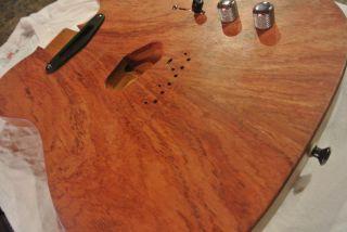 Attila Custom Guitars Body Fits Tele Necks