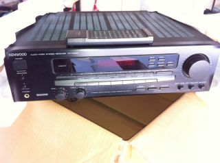 Kenwood KR V5550 Audio Video Stereo Receiver