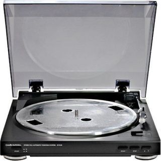 Audio Technica AT PL50 Stereo Full Automatic Turntable System NEW IN