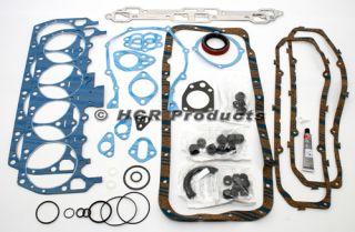 FEL Pro Big Block Mopar Engine Overhaul Gasket Kit 63 78 383 440 Dodge