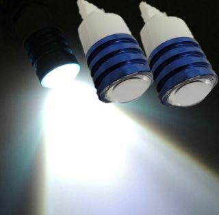 White CREE R5 T20 7440 7443 992A LED Backup Reverse Lights bulb lamp