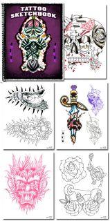Tattoo Supplies Flash Book Art Classic Traditional USA