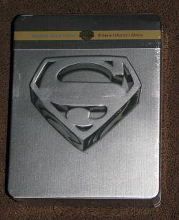 NEW Superman Ultimate Collectors Edition 14 Disc Set Box Set DVD