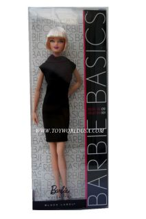 Barbie Basics Little Black Dress Collection 09 Doll