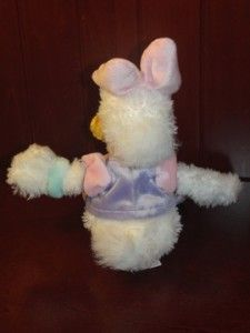 Daisy Duck Plush Stuffed Animal Disney Baby Toy 11 Soft Donald Duck