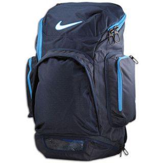 Nike Air Max Hoops Jumper XXL Blue Basketball Laptop Backpack Gym Bag