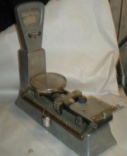 1943 EXACT WEIGHT SCALE COMPANY, BALLANCE SCALE
