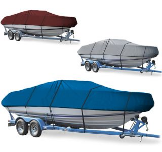 Boat Cover Fits Bayliner Capri 2052 CK CUDDY 90 91 92