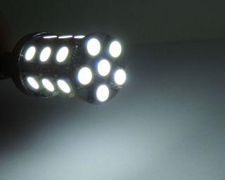 2X White Car Auto 27SMD LED Back Up Reverse Light Bulb Lamp T25 3156