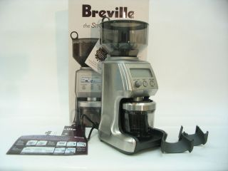 Breville BCG800XL Smart Coffee Grinder Auto Automatic Electronic