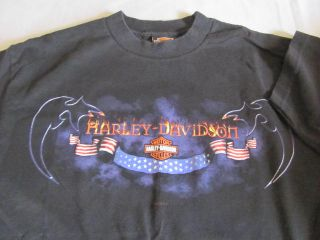 Harley Davidson T Shirt Mens M Haven Virginia Beach