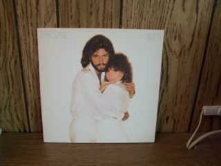 Barbra Streisand Barry Gibb Guilty LP 1980