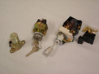 Street Rat Rod GM Switch Kit Dimmer Headlight Ignition
