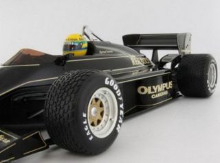 Ayrton Senna Car Lotus Renault F1 Formula 1 1985 97T JPS Japan