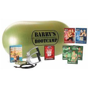 Barrys Bootcamp Complete Workout System DVD New