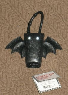 BATH & BODY WORKS HALLOWEEN LIGHT UP BAT POCKETBAC SANITIZING HAND GEL